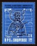 Sellos de Europa - Albania -  ALBANIA - Centro Histórico de Berat y  Gjirokastra