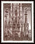 Sellos de Europa - Austria -  AUSTRIA - Centro histórico de Viena