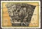 Sellos del Mundo : Europa : España : Navidad 1975