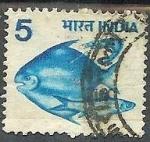 Sellos de Asia - India -  PEZ