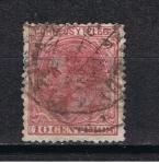 Sellos de Europa - España -  Edifil  202  Alfonso XII.