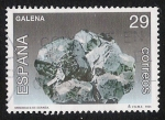 Stamps Spain -  MINERALES: 7.232.014,00-Galena