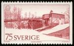 Sellos de Europa - Suecia -  SUECIA - Forjas de Engelsberg