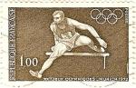 Sellos de Europa - Francia -  XX Jeux Olympiques - Munich 1972
