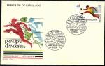 Sellos de Europa - Andorra -  Juegos Olímpicos  atletismo - Atlanta 1984 - SPD
