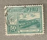 Sellos de America - Perú -  Barrio Obrero