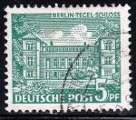 Stamps Germany -  Berlin-Tecel-scholass