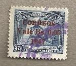 Stamps America - Venezuela -  Casa Natal Simon Bolivar
