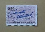 Sellos de Europa - Francia -  Amnistia Internacional.