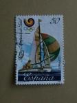 Stamps Spain -  Juegos Olimpicos de Seul.