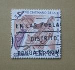 Stamps Spain -  Centenario de la muerte del Rey D. Jaime I.