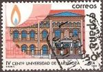 Sellos de Europa - España -  IV Cent.Universidad de Zaragoza