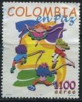 Sellos del Mundo : America : Colombia : Colombia en Paz