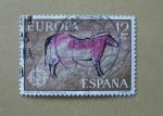Stamps Europe - Spain -  Cueva de Tito Bustillo