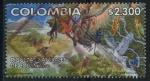 Sellos del Mundo : America : Colombia : S1184e - Riquezas Naturales de Colombia