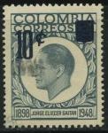 Sellos del Mundo : America : Colombia : Jorge Eliecer Gaitán (1898-1948)