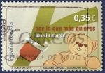 Sellos de Europa - España -  Edifil 4641 Valores cívicos: cinturón de seguridad 0,35
