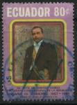 Sellos del Mundo : America : Ecuador : Dr. Otto Arosemena Gómez