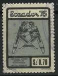Sellos de America - Ecuador -  Terceros Juegos Deportivos Ecuatorianos