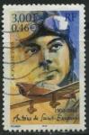 Sellos del Mundo : Europa : Francia : S2780 - Antoine de Saint-Exupery (1900-1944)