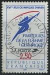 Sellos del Mundo : Europa : Francia : S2269 - XVI Juegos Olímpicos de Invierno