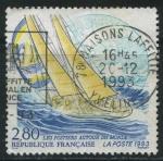 sellos de Europa - Francia -  S2375 - Trabajadores de correos de todo el mundo