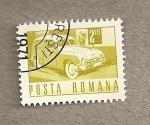 Stamps Romania -  Automovil