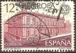 Sellos de Europa - España -  Europa-Lonja de Sevilla