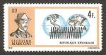 Sellos del Mundo : Africa : Rwanda : 589 - centº del nacimiento de Guglielmo Marconi