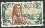Stamps France -  Luis XIV