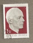 Sellos de Europa - Hungría -  Bartok compositor
