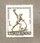 Sellos de Europa - Hungría -  Congreso