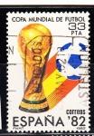 Sellos de Europa - España -  Mundial de Fútbol (367)