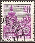 Sellos de Europa - Alemania -  Fünfjahresplan (plan quinquenal-DDR)