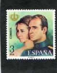Sellos de Europa - España -  2304- DON JUAN CARLOS Y DOÑA SOFIA.