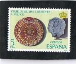 Sellos de Europa - Espa�a -  2493- VIAJE DE SS.MM.LOS REYES A MEJICO.