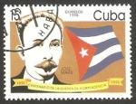 Sellos del Mundo : America : Cuba : 3421 - Jose Marti, centº de la guerra de independencia