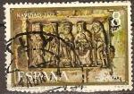 Sellos del Mundo : Europa : España : Navidad 1973 (la adoración a los Reyes).