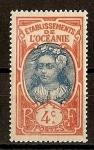 Stamps Oceania - Polynesia -  Establecimiento Frances de Oceania - Colonia.