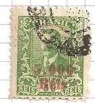 Sellos de America - Brasil -  Wenceslao Braz