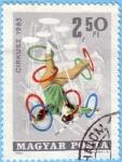 Stamps Hungary -  Cirkusz