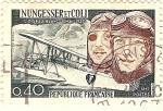 Sellos de Europa - Francia -  Nungesser et Coli