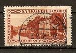 Sellos de Europa - Francia -  Sarre - Ocupacion Francesa.