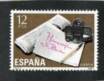 Sellos de Europa - España -  2610- HOMENAJE A LA PRENSA.