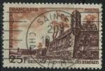 Sellos del Mundo : Europa : Francia : S779 - Murallas fortaleza Brouage