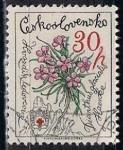 Sellos de Europa - Checoslovaquia -  Scott  2229 Pinks (5)