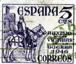 Stamps : Europe : Spain :  Sellos Pro