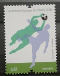 Stamps Portugal -  EUROCOPA 2008