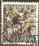 Sellos del Mundo : Europa : España : Pedro Pablo Rubens 1577-1640