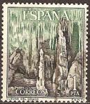 Sellos del Mundo : Europa : España : Cuevas del Drach (Mallorca)